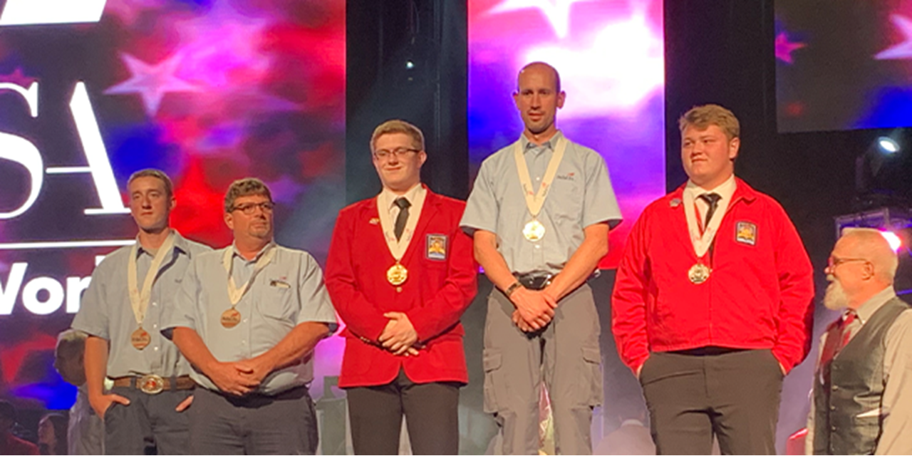 Davis Technical College Students Take Home Silver and Gold